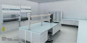 博兰特实验室全钢实验桌