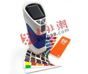 色差仪彩谱CS-210便携手持式色差仪测量口径8mm