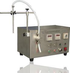 无颗粒状液体灌装机 SF-I型