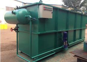 春雨华环保屠宰污水处理设备平流式溶气气浮机