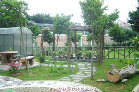 地理园、生态园、温室大棚
