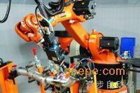 北京奇步激光焊接机器人