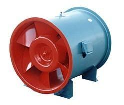 HTF(GYF)系列消防高温排烟轴流通风机
