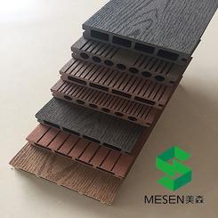 美森木塑地板