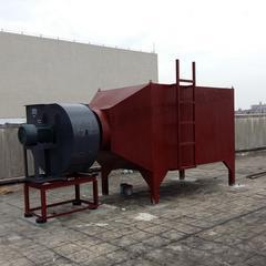 惠阳环保公司废气吸附装置5000-50000风量活性炭吸附塔
