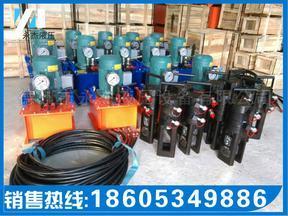 永杰钢筋挤压机-西安建筑专用电动液压泵操作指南