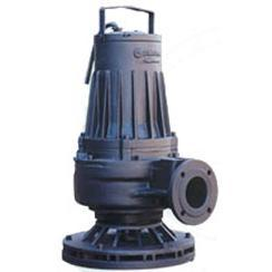 WQZ系列自冲搅拌型潜水排污泵