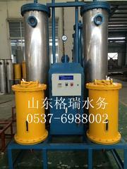 格瑞水务锅炉软化水设备 钠离子交换器 软水机