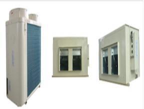 风管送风式空调(热泵)机组收藏