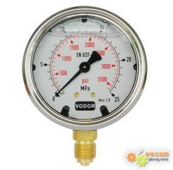 冲液耐震压力表,进口品质
