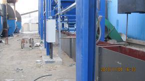 刮板捞渣机专业厂家设计方案