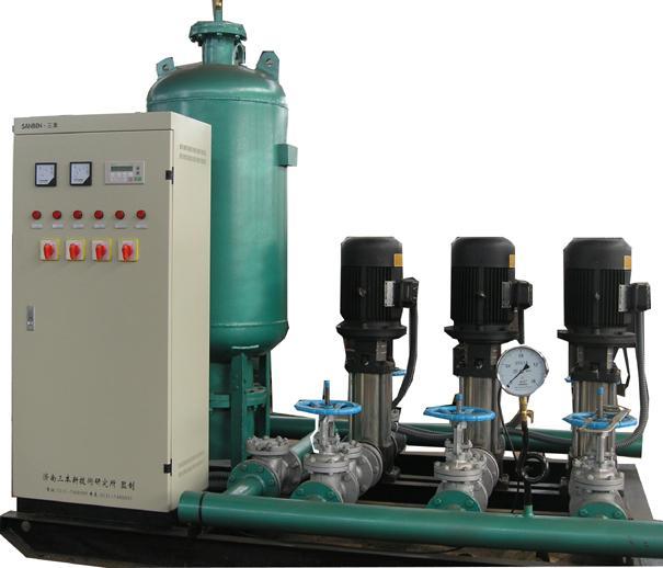 ZTBG 直连自调压变频供水装置