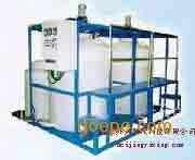 (二) 成套化自控废水处理设备