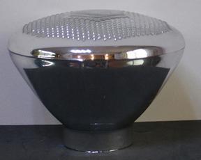 玻璃灯罩 真空镀铝 加工