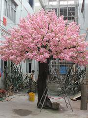 供应仿真桃花树