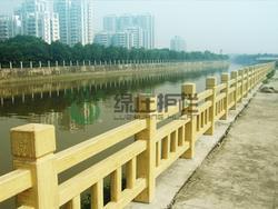 仿木护栏,栏杆,仿木,河道护栏,水利工程