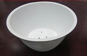 灯罩白色亚光纳米高漫反射涂层喷涂加工厂家