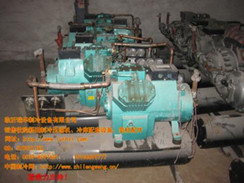 30匹氟利昂机组,临沂制冷设备