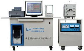 铁矿石红外碳硫高速分析仪