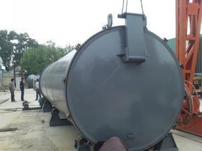 供应炼油设备、废轮胎炼油设备