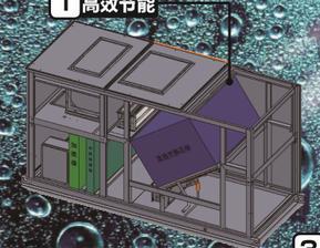 超级热回收变频全新风机组