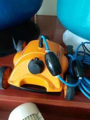 天津游泳池吸污机自动吸污机海豚吸污机