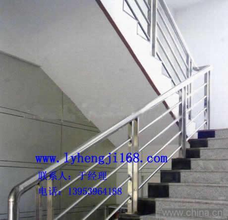 厂家制作不锈钢楼梯扶手