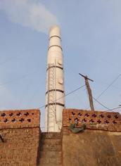 砖厂隧道窑专用烟气脱硫塔