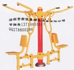 深圳社区健身路径小区健身器材厂家