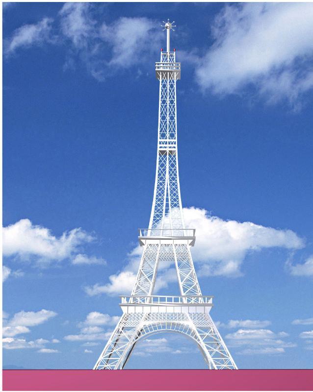 我公司专业生产钢结构造型、钢结构塔架、楼顶钢结构造型。楼顶钢结构造型是一种集钢结构造型与楼顶装饰塔为一体,具有多种功能的钢结构产品。通常可在本产品上加配以避雷针、航空障碍灯,具有美化环境、景观照明等功能于一身。我公司可以为了满足用户对楼顶建筑的特殊要求我们可提供特别的钢结构造型设计。我们生产的楼顶钢结构造型是在普通装饰塔的基础上,开发出来装饰塔集通讯、装饰、景观照明、避雷等功能于一身的钢结构产品,是一种造型新颖,点缀渲染建筑物,外饰材料多样化的塔型高耸钢结构!本着科学创新的思路,加大了对楼顶装饰塔的研究