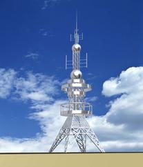 供应钢结构造型、不锈钢工艺装饰塔