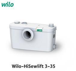 德国威乐水泵 污水提升器Hisewlift3-35