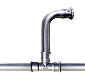 不锈钢卡压式管件|薄壁不锈钢水管
