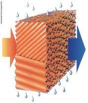 苏州通风设备:湿帘降温系统