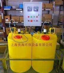 水杀菌设备、水加药装置、加药桶