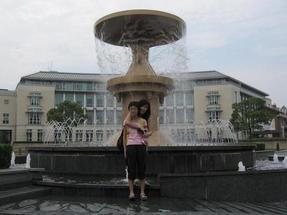 石雕喷泉风水球大水发园林水景