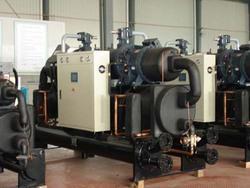 各种工业用冷水机组