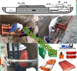 顶管机 液压顶管机 非开挖顶管机