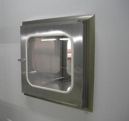 电子互锁传递窗生产厂家,维斯特销售中心