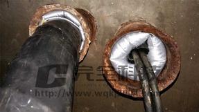 WQBZ充气式电缆管道防水封堵系统充气管塞