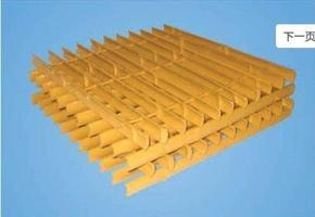 竹栅填料-竹格填料