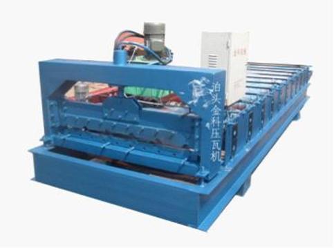 860彩钢板压型设备 860彩钢板压瓦机