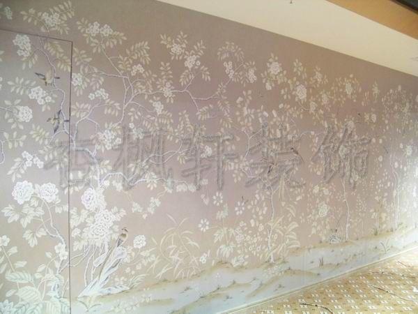 真丝手绘墙纸-04