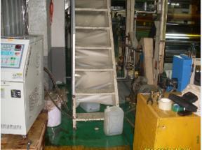 定位模压机电导热油锅炉_辊筒导热油系统