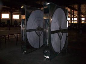 热回收转轮