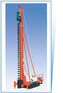 液压步履式CFG20米桩机