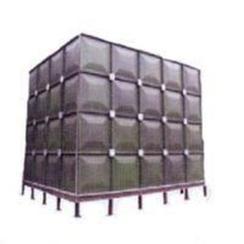 玻璃钢水箱_搪瓷钢板水箱报价