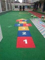 小区,幼儿园,中小学体育健身场馆施工