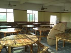 炭烧木桌椅家具仿古餐厅台凳