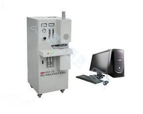红外检测技术全自动定硫仪测硫仪煤质化验仪器